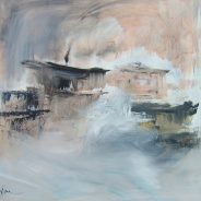 Peinture contemporaine abstraite – serie 2008