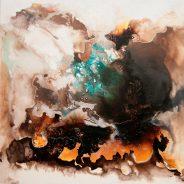 Peinture contemporaine abstraite – serie 2011