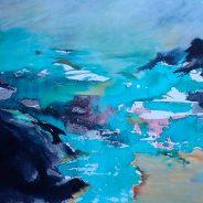 Peinture contemporaine abstraite – serie 2009