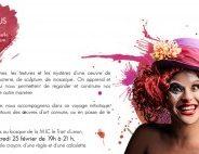 Les dessous de l'art : Intervention de Bena à la MJC de Reyrieux, Ain.