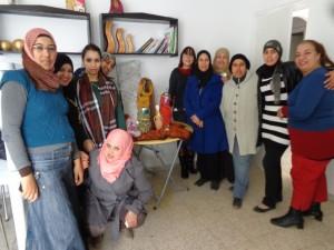 Femmes tunisiennes et saveurs picturales