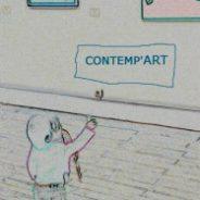 Contemp'Art sur Radio-Calade